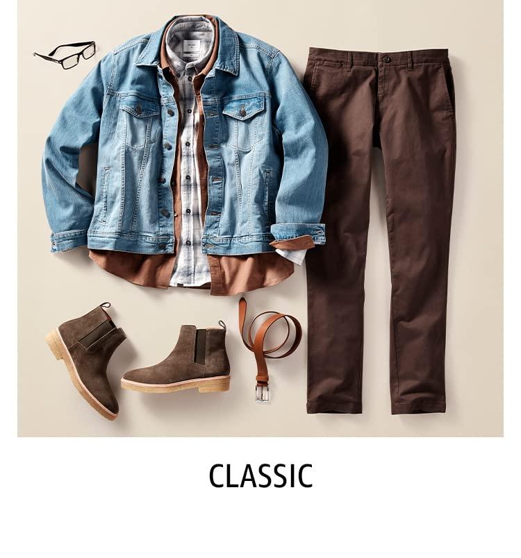 Men's Shop by Style: Classic