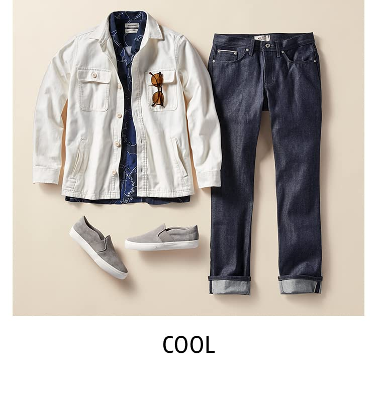 Men's Shop by Style: Cool