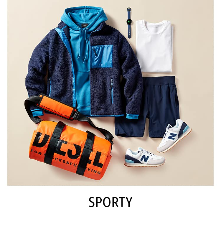 Men's Shop by Style: Sporty