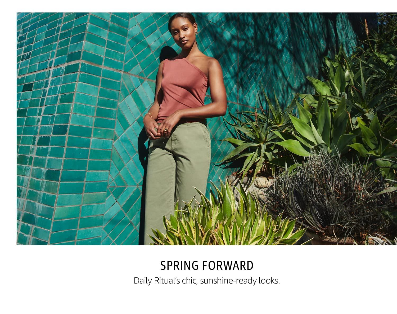 Spring Forward: Daily Ritual
