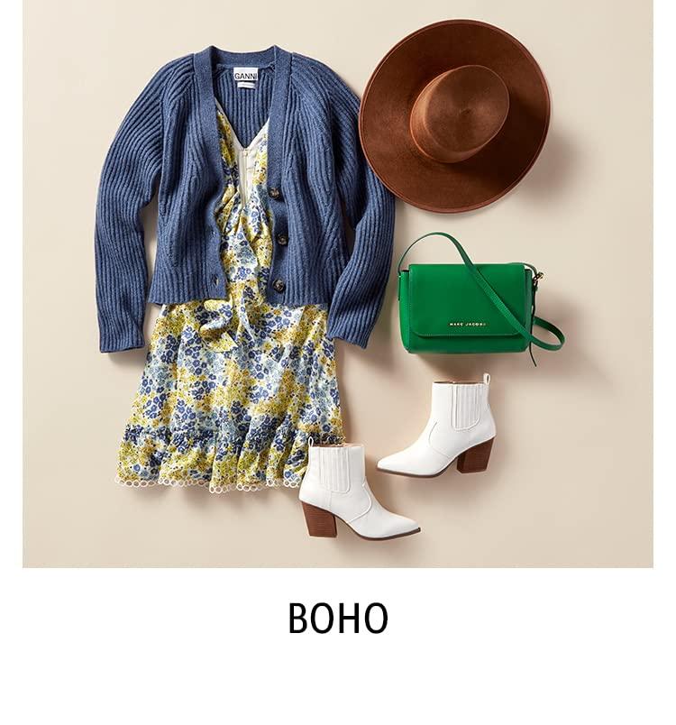 Women's Shop by Style: Boho