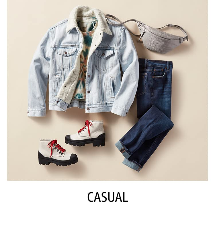 Women's Shop by Style: Casual