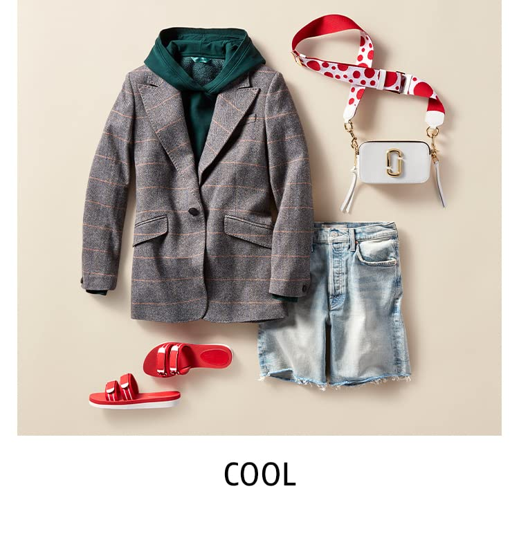 Women's Shop by Style: Cool