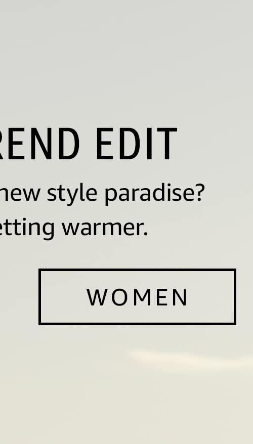 The Women Trend Edit