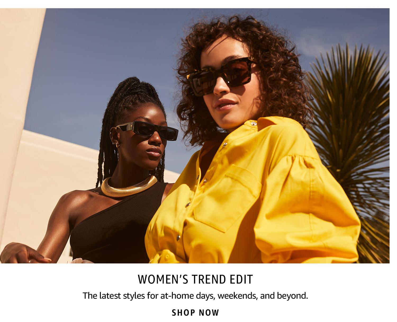 Women's Trend Edit