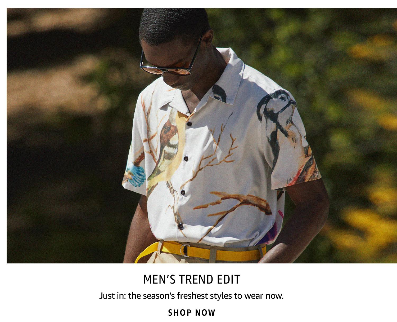 Men's Trend Edit