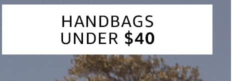 Handbags Under $40