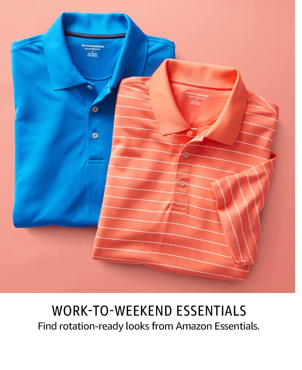 Work-To-Weekend Essentials