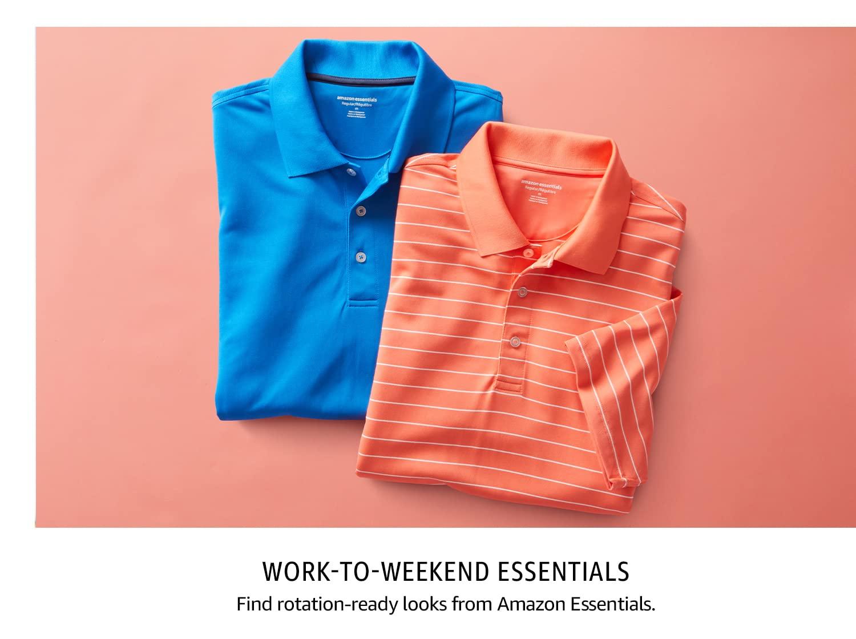 Work to Weekend Amazon Essentials