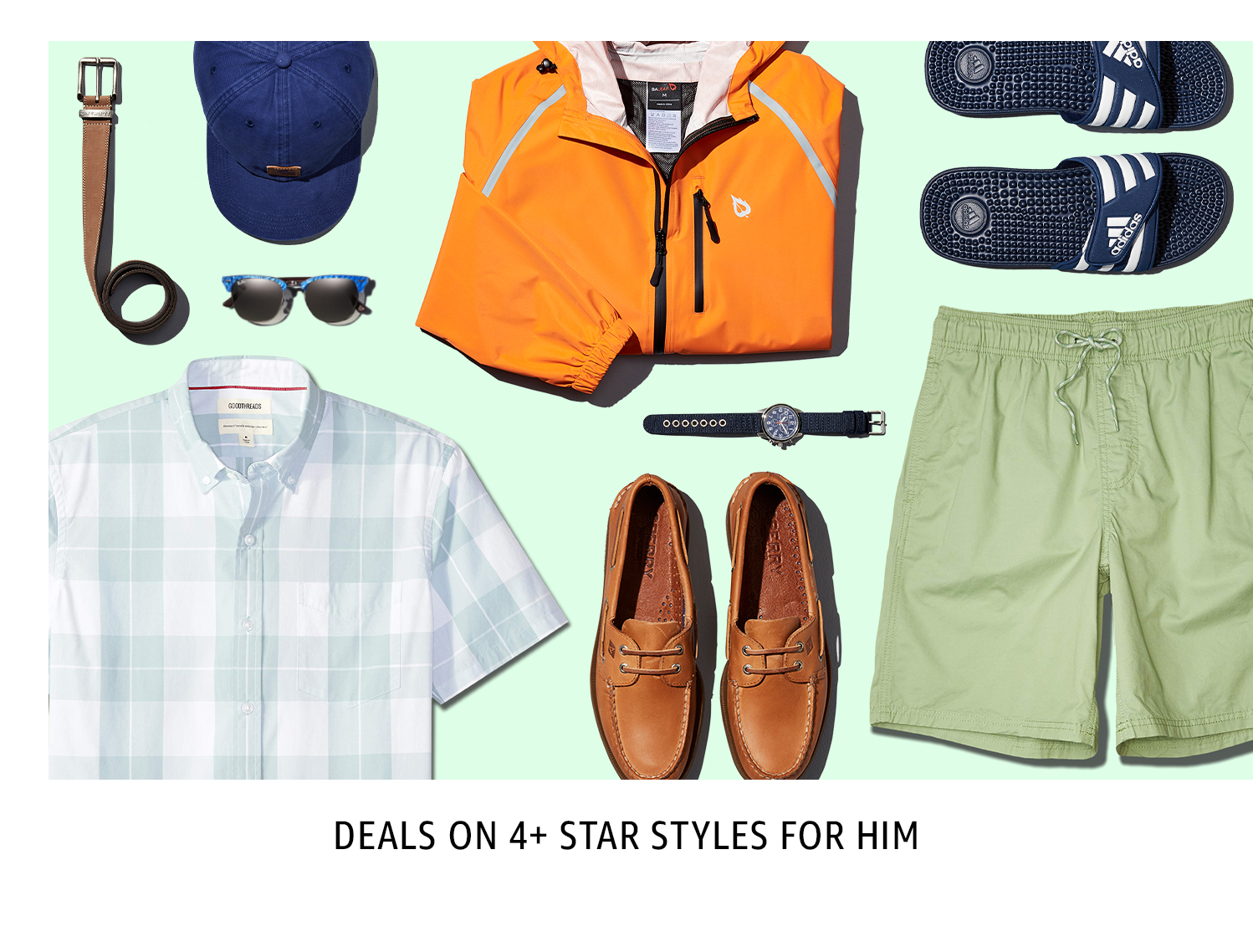 Deals on 4+ Star Style for Him