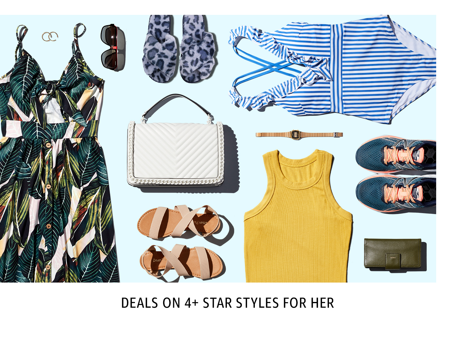 Deals on 4+ Star Styles for Her