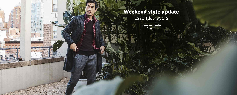 Weekend style update by Prime Wardrobe