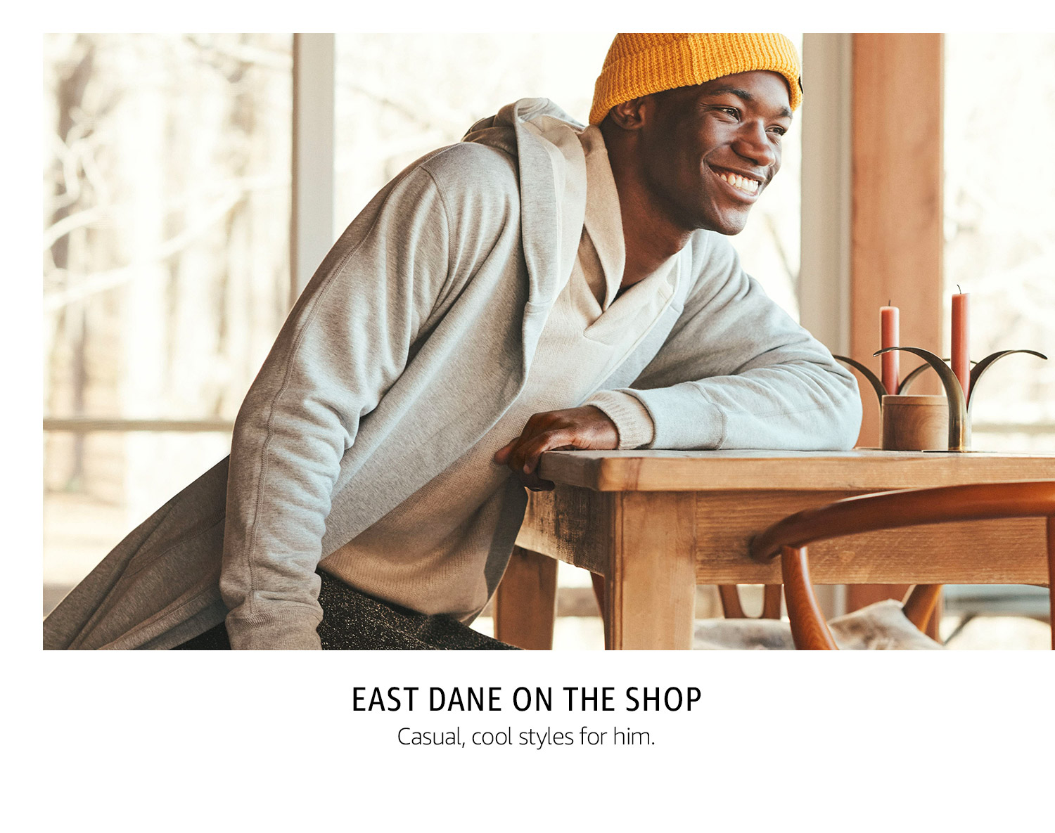 East Dane on the Shop