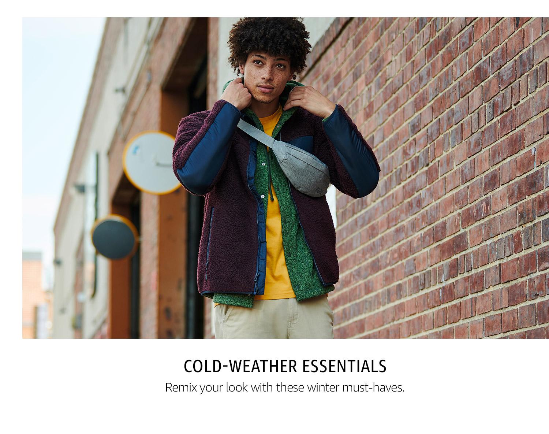 Sweater-weather essentials