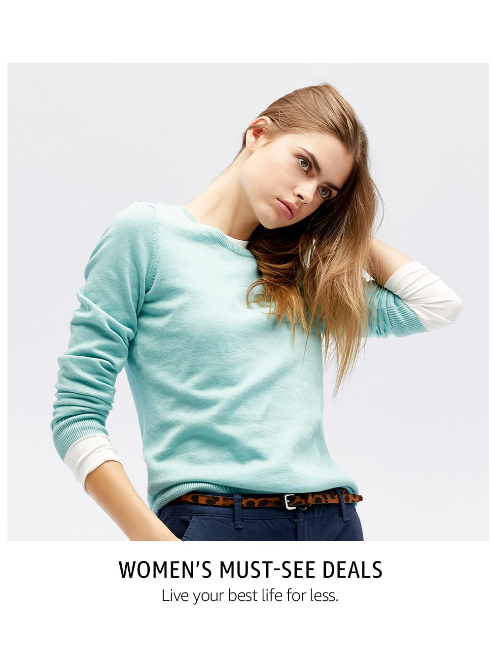 Women's must-see deals