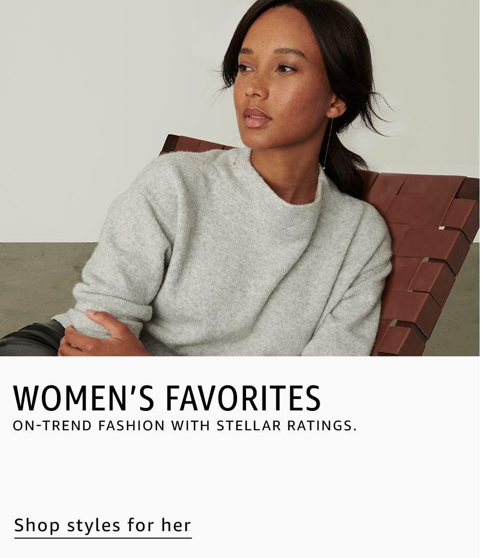 Women's Favorites