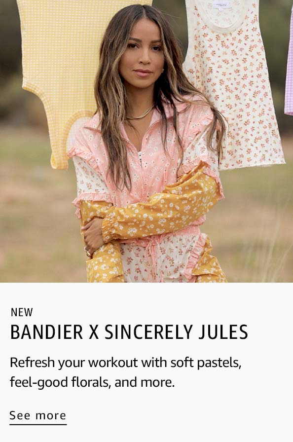 Bandier x Sincerely Jules