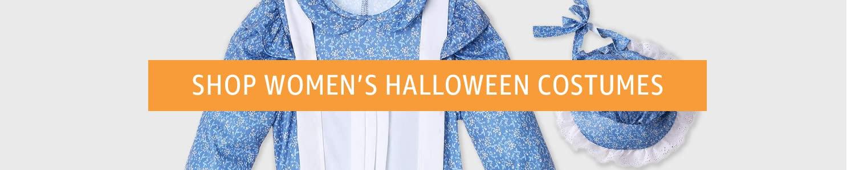 Shop Women's Halloween Costumes