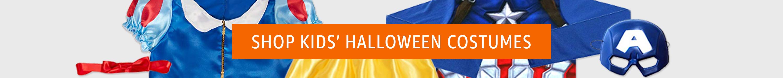 Shop Kids' Halloween Costumes