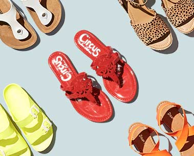 Most-loved sandals