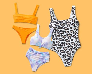 Most-loved swimwear