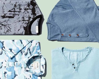 Most-loved men's shirts