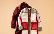 Textured coats