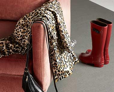 Women's rain-ready styles