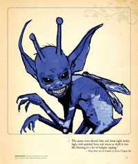 Pages from Creatures