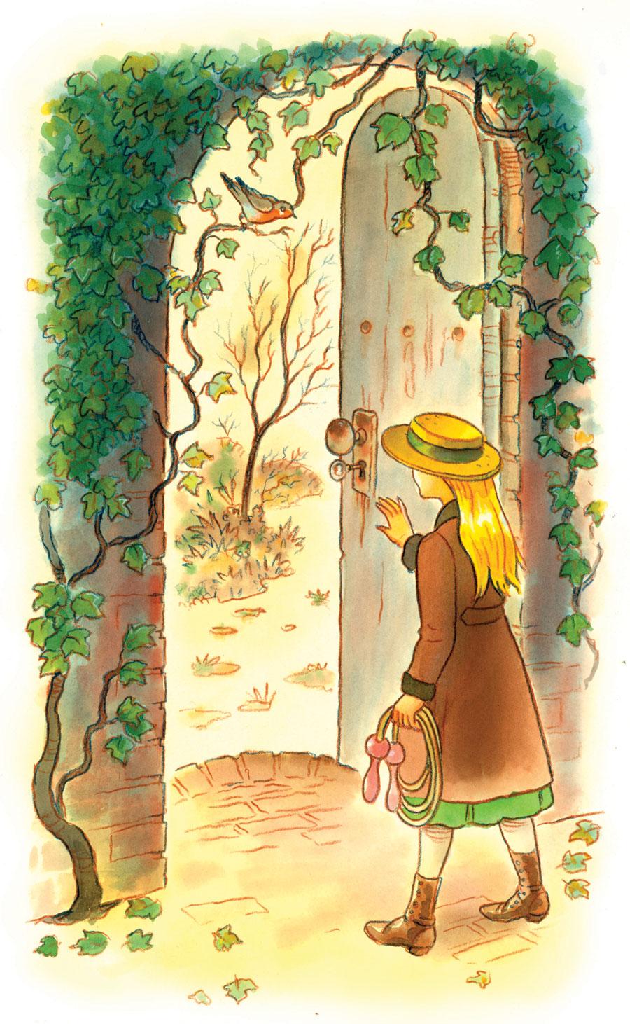 the secret garden - Secret Garden Book