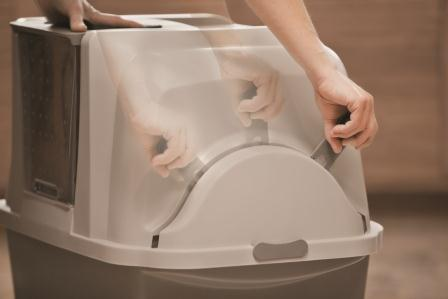 SmartSift Takes The Chore Out Of Litter Maintenance