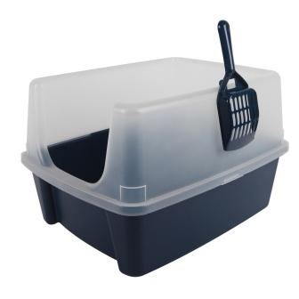 product features cat litter box