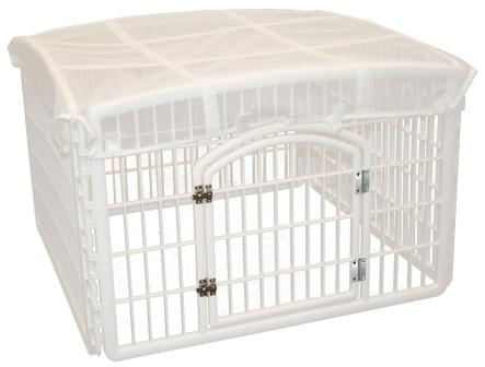 Amazon Com Iris 24 Exercise 4 Panel Pet Playpen With