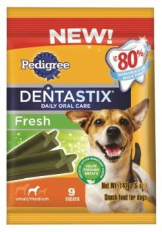Amazon Com Pedigree Dentastix Fresh Large Treats For
