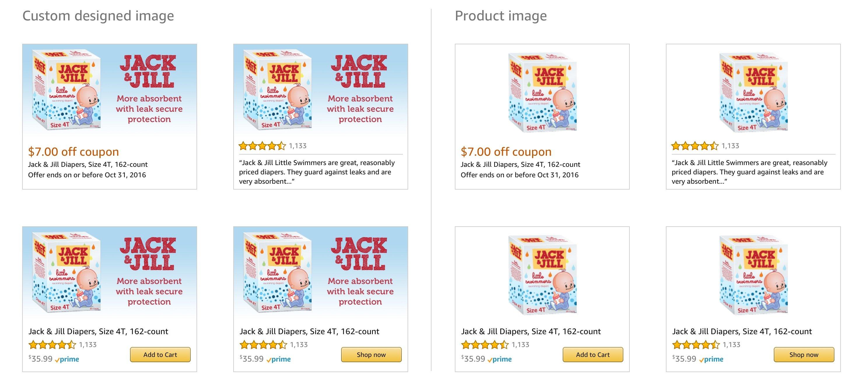 Amazon ECommerce Ads