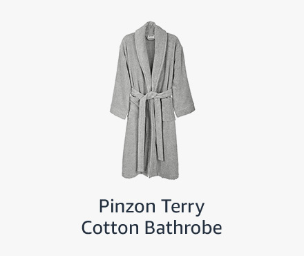 Pinzon Bath Robe