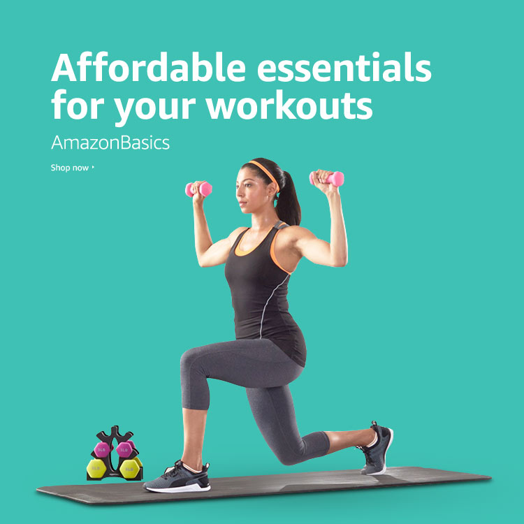 Affordable essentials for your workouts