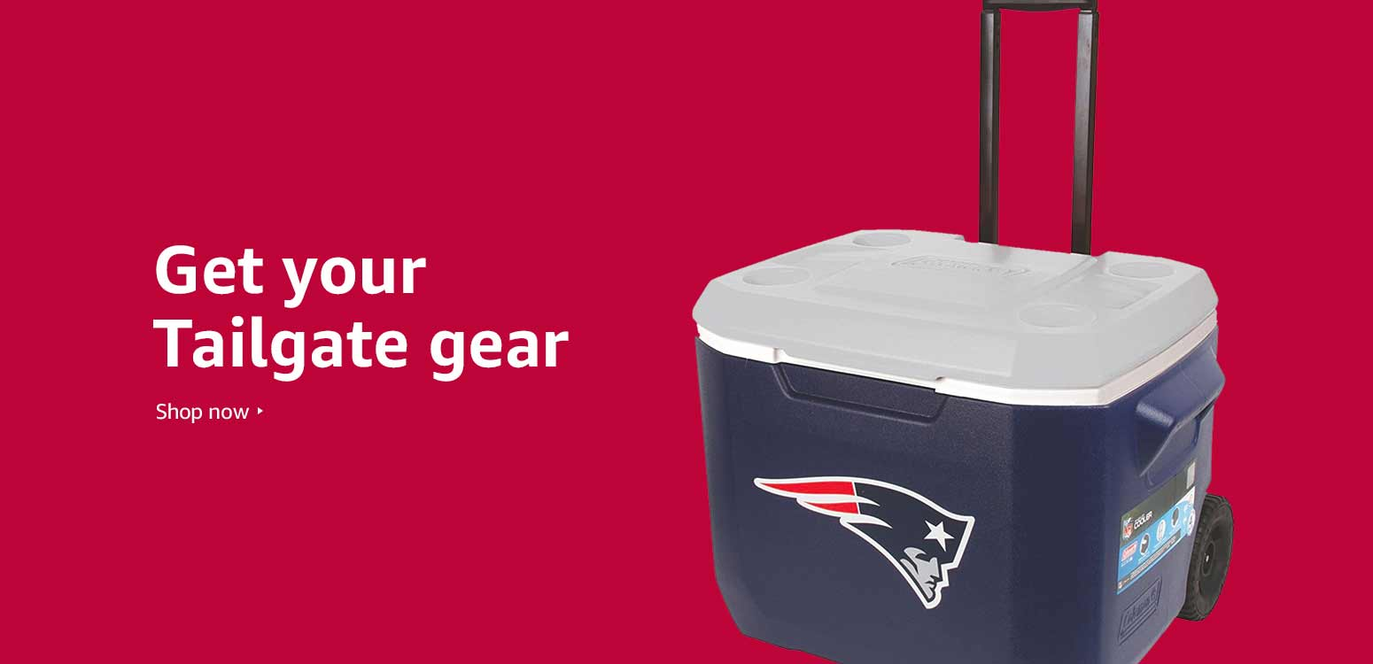 Get your Tailgate gear