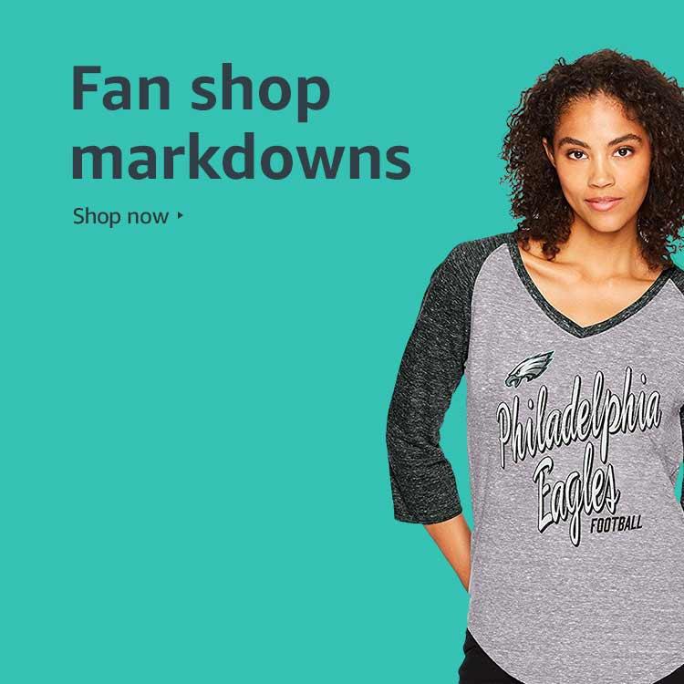Fan Shop Markdowns