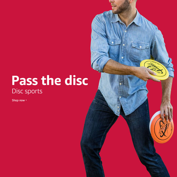 Pass the disc