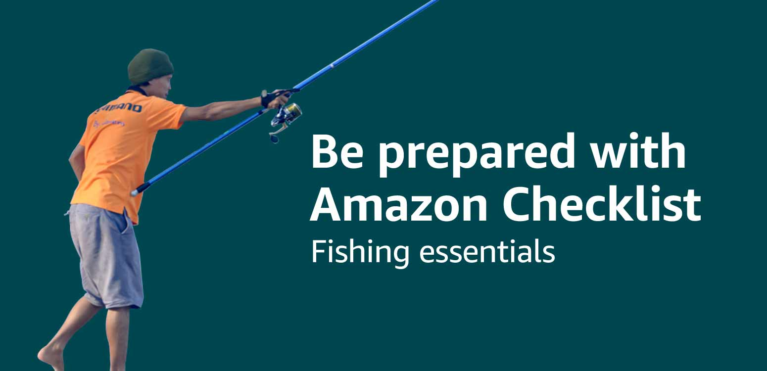 Fishing Essentials Checklist