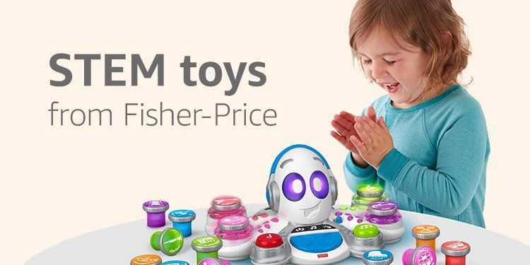STEM toys from Fisher-Price
