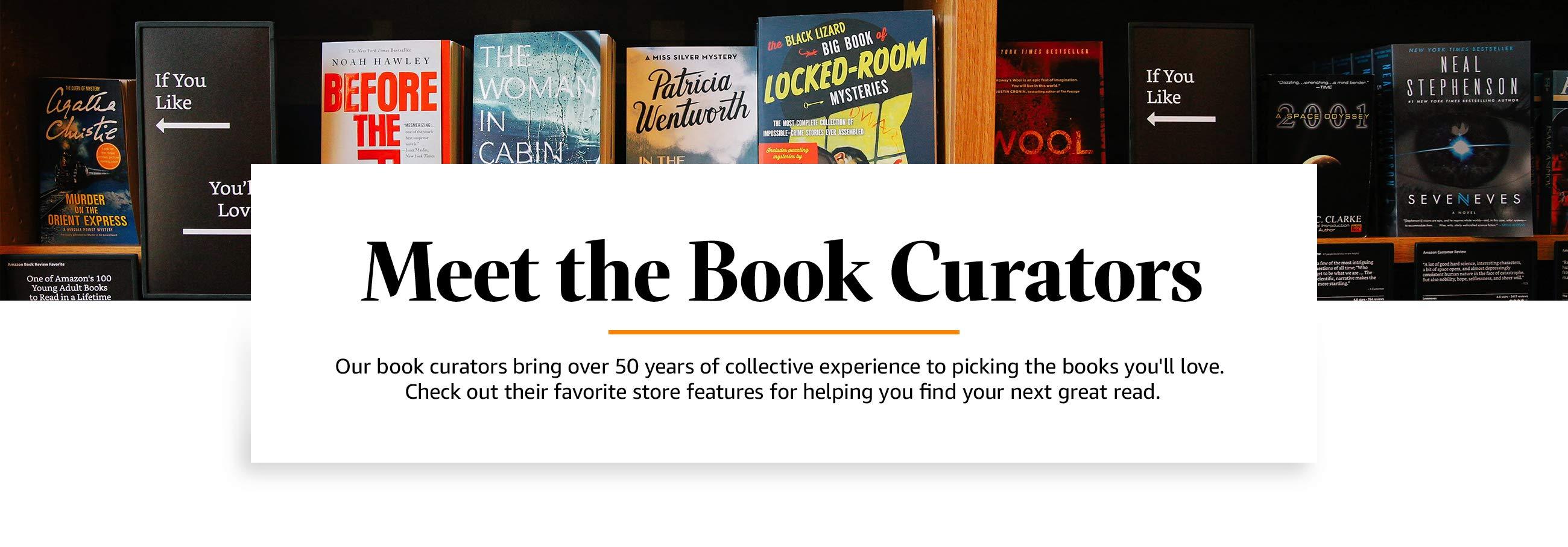 Meet the Book Curators
