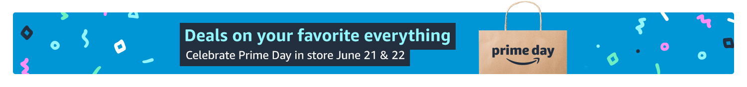 Deals on your favorite everything for Prime Day, June 21 and 22