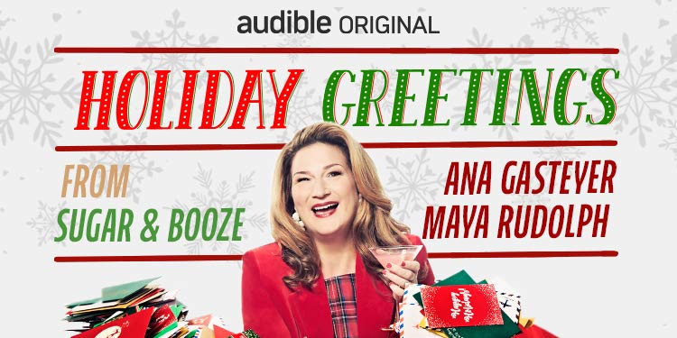 Holiday greetings from Ana Gasteyer