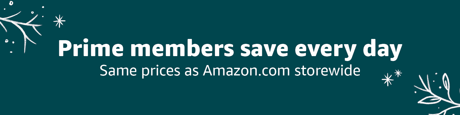 Prime Members Save Every Day