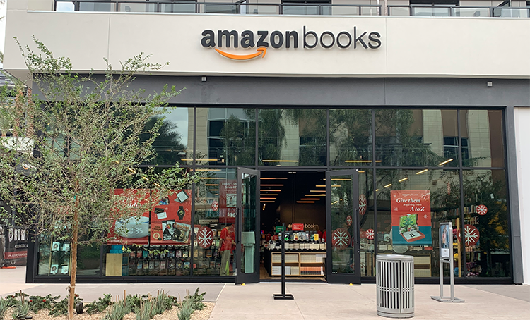 Amazon Books at The Mall at Green Hills
