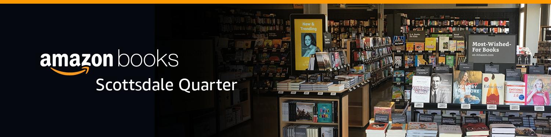 Amazon Books - Scottsdale Quarter