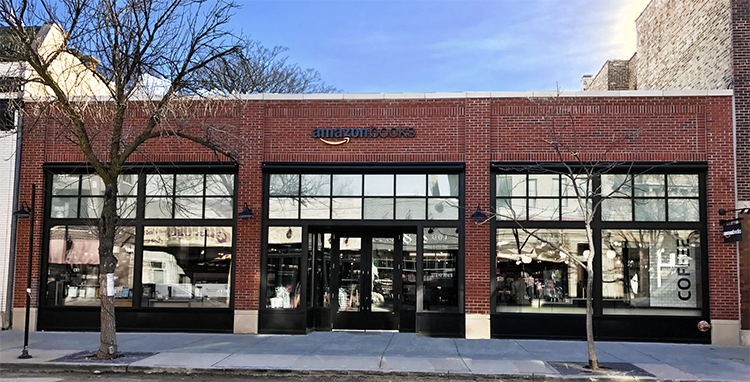 Amazon Books at Southport Corridor
