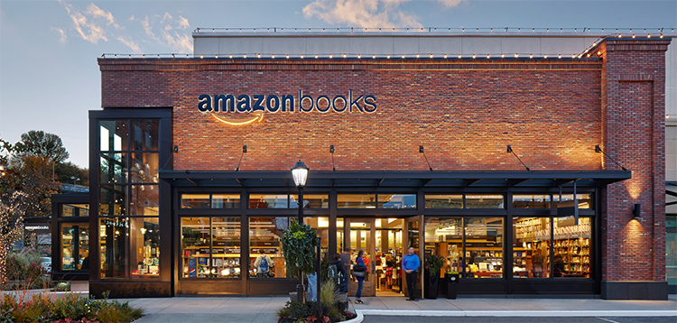 Amazon Books At University Village In Seattle Washington